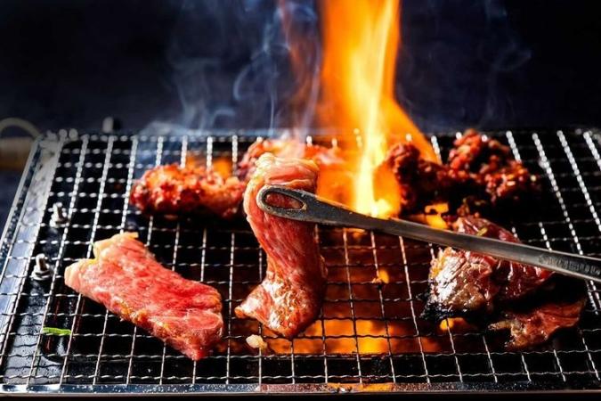 上の焼肉屋 焼肉イメージ