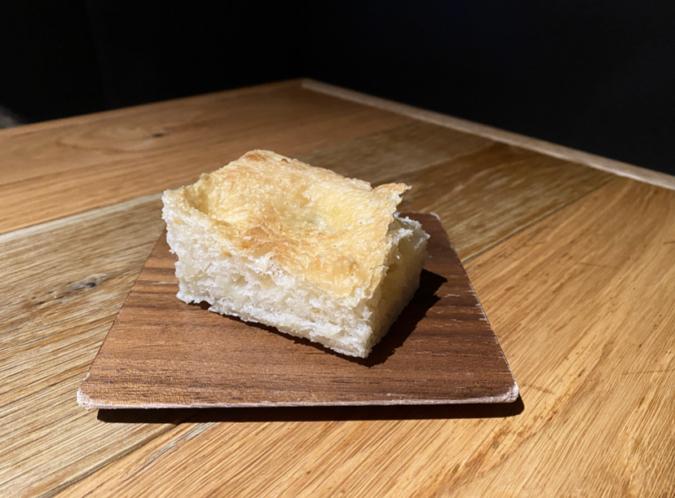 Ristorante fanfare(リストランテ ファンファーレ)天然酵母のパン