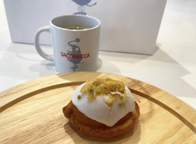 DACOMECCA(ダコメッカ)パンとコーヒー