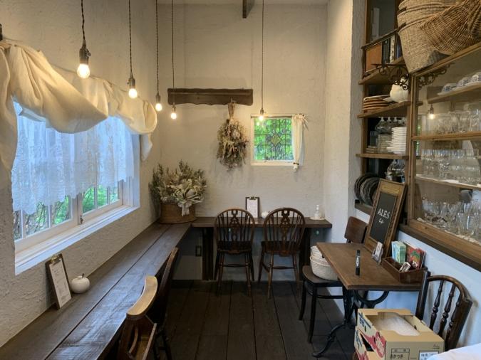 ALES cafe(アレスカフェ)店内
