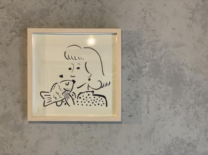 MEDETAIYA(めでたいや)福岡 イラスト