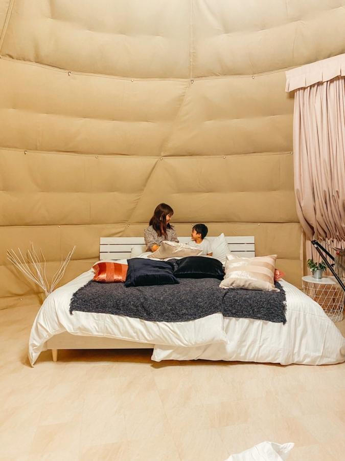グランドーム福岡ふくつ ベッド