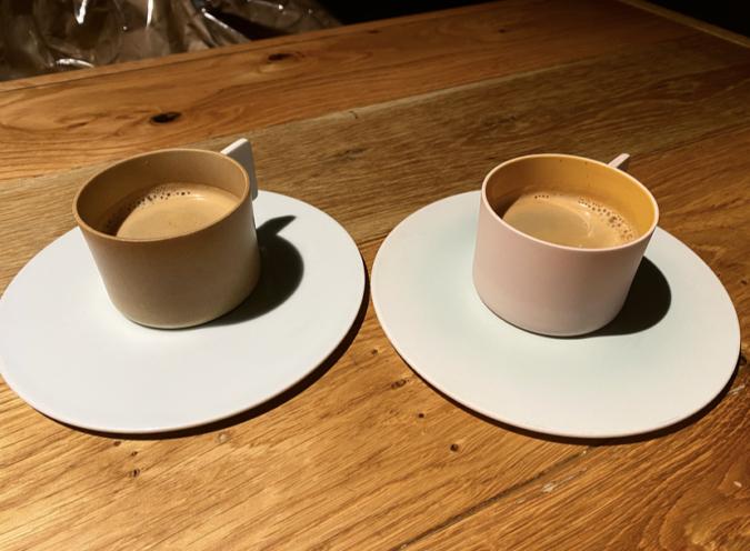 Ristorante fanfare(リストランテ ファンファーレ)コーヒー
