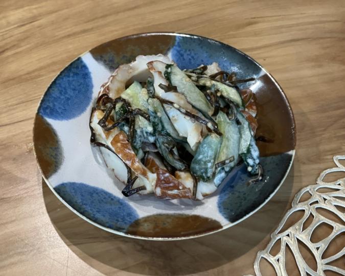 マヨネーズレシピ「ちくわときゅうりの塩昆布マヨ」