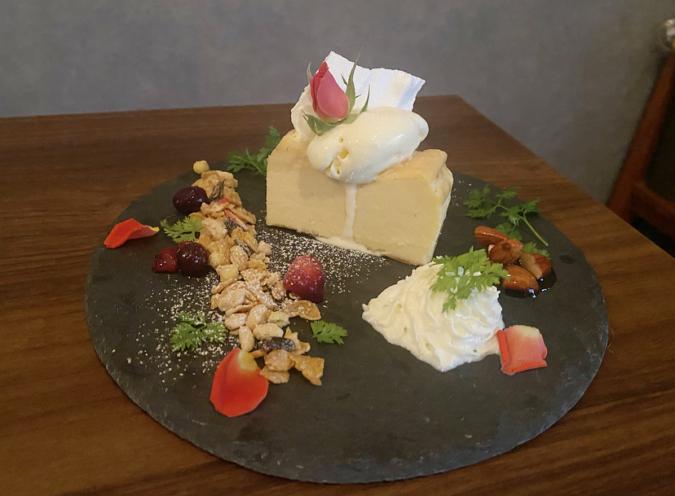 EGOTO(えごと) ベイクドチーズケーキ