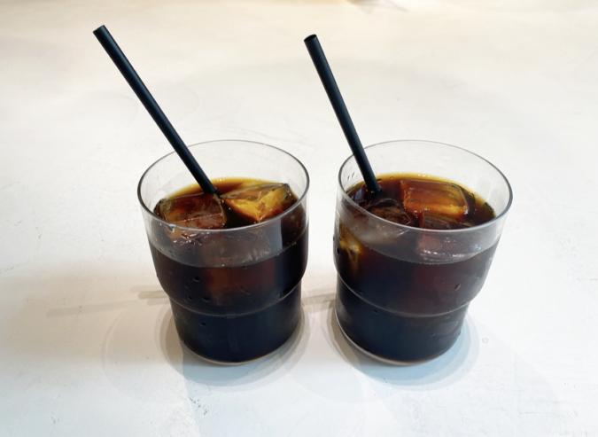 DACOMECCA(ダコメッカ)アイスコーヒー