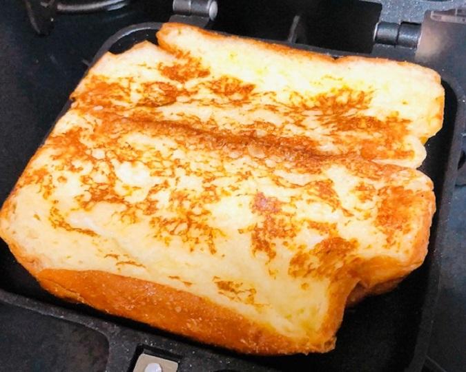 おやつにぴったりのフレンチトースト