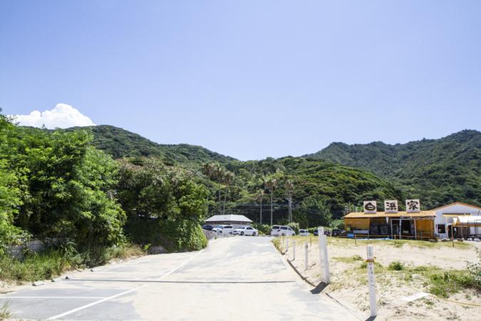 糸島・芥屋海水浴場