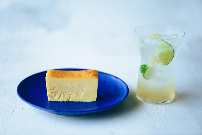 Mr.CHEESECAKE UN ÉTÉ mango passion(ミスターチーズケーキ アンネテ マンゴーパッション) おすすめの食べ方