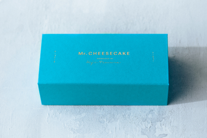 Mr.CHEESECAKE UN ÉTÉ mango passion(ミスターチーズケーキ アンネテ マンゴーパッション) 限定ボックス