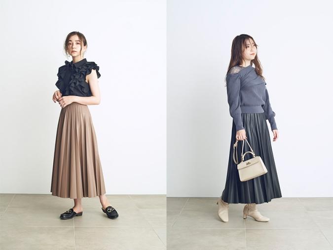 スナイデル・レザースカート