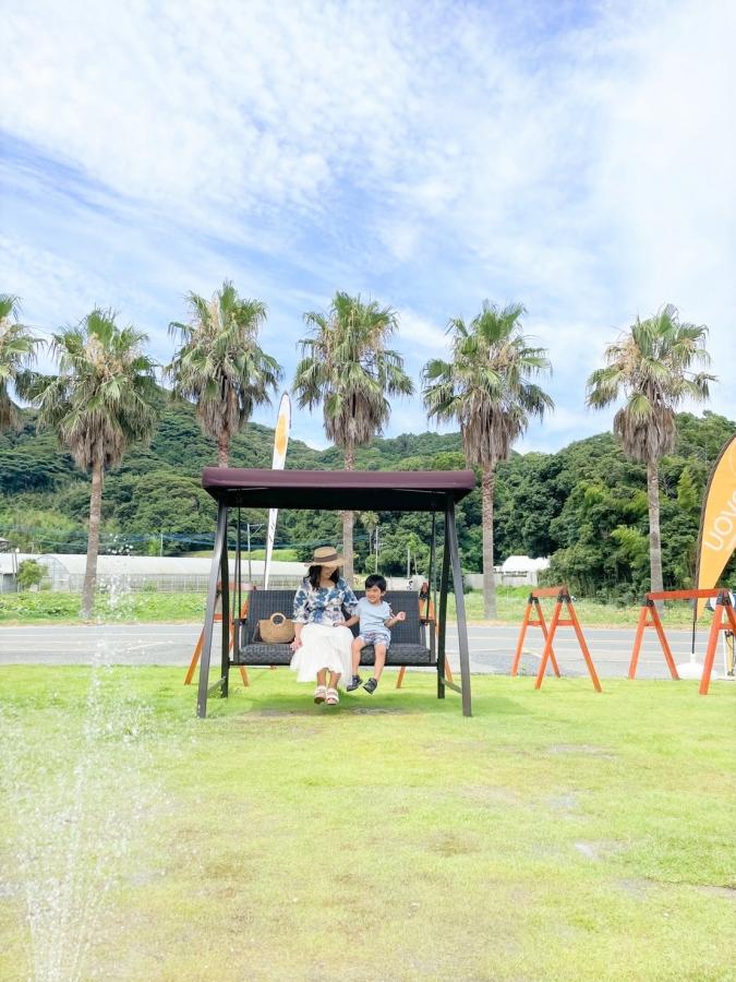 糸島ファームハウスUOVO(ウォーヴォ) ブランコ