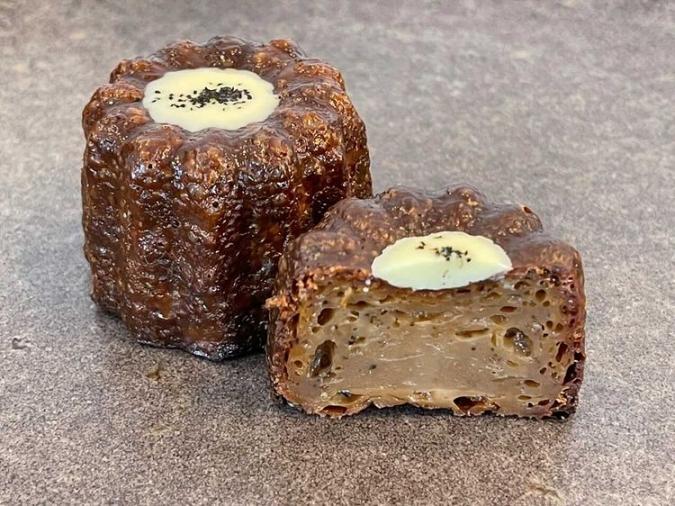 cocolate(ココレート)ココカヌレカフェラテ