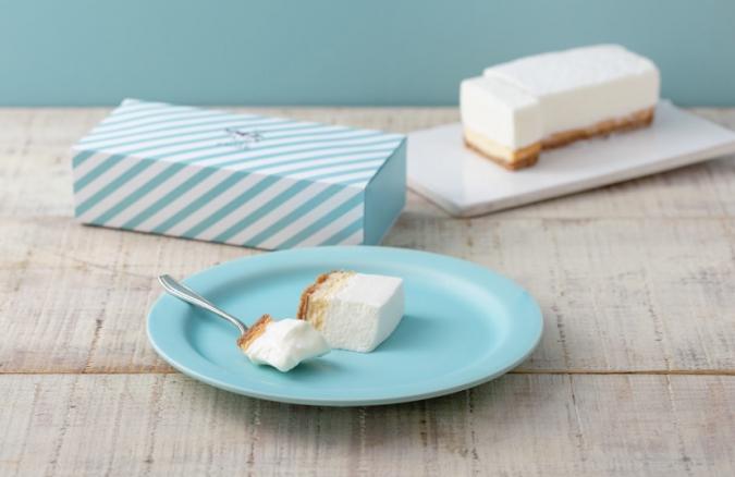 MILK BAKERY「生クリームチーズケーキ」