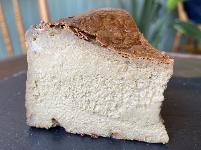 BOUTONNIERE(ブートニエール)ほうじ茶アーモンドチーズケーキ