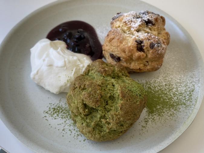 an coffee&scone(アンコーヒーアンドスコーン)スコーンプレート