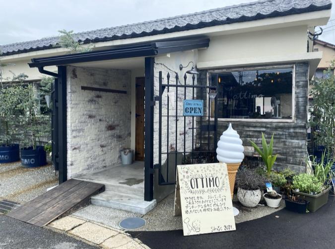 YAKIGASHI CAFE ottimo(焼き菓子カフェ オッティモ)外観