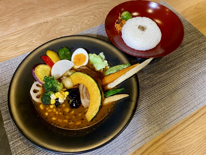 スープカレー専門店 禅(ZEN) 禅スペシャル