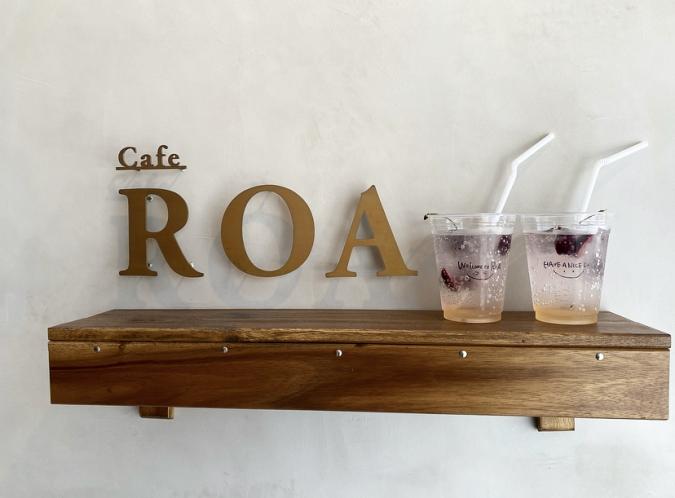 『Cafe ROA(カフェロア)』イタリアンソーダ