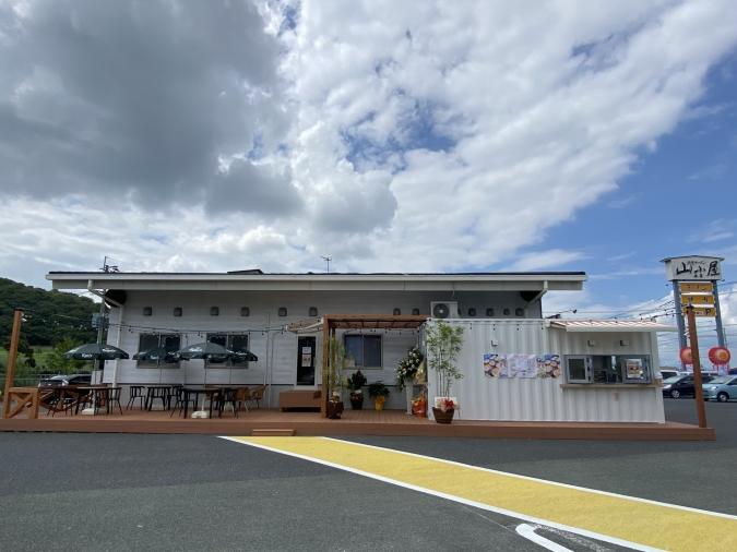 カフェCafe del SOL(デルソル)田川店 外観