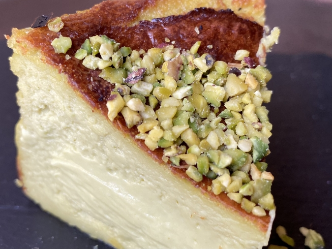 BOUTONNIERE(ブートニエール)プレミアムピスタチオチーズケーキ