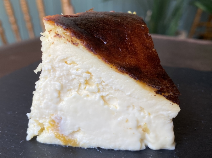 BOUTONNIERE(ブートニエール)マンゴー杏仁チーズケーキ