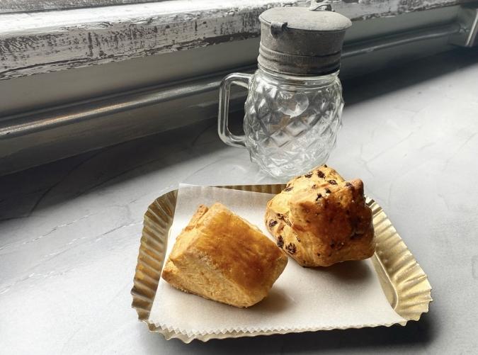 YAKIGASHI CAFE ottimo(焼き菓子カフェ オッティモ)スコーン