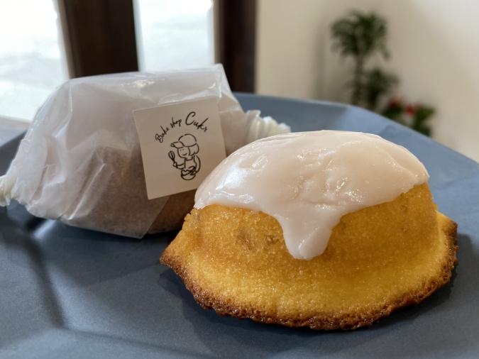 『Bakeshop Cukr(ベイクショップ ツックル)』レモンケーキ