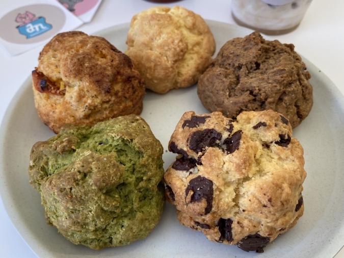 an coffee&scone(アンコーヒーアンドスコーン)スコーン