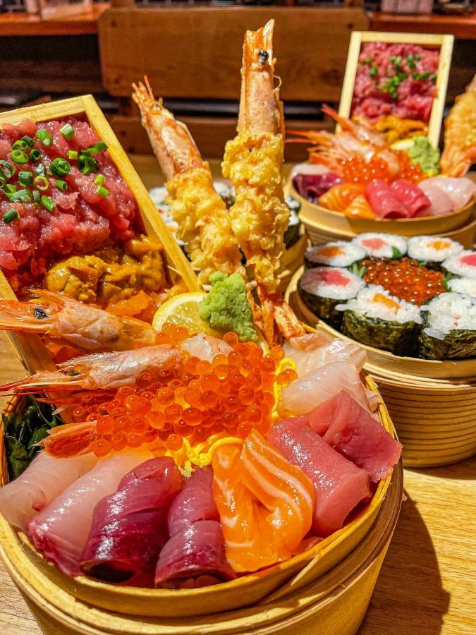 海風土(シーフード) 究極の海鮮丼