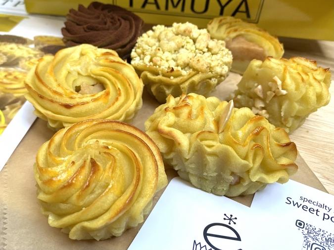 『TAMUYA(たむや)』スイートポテト