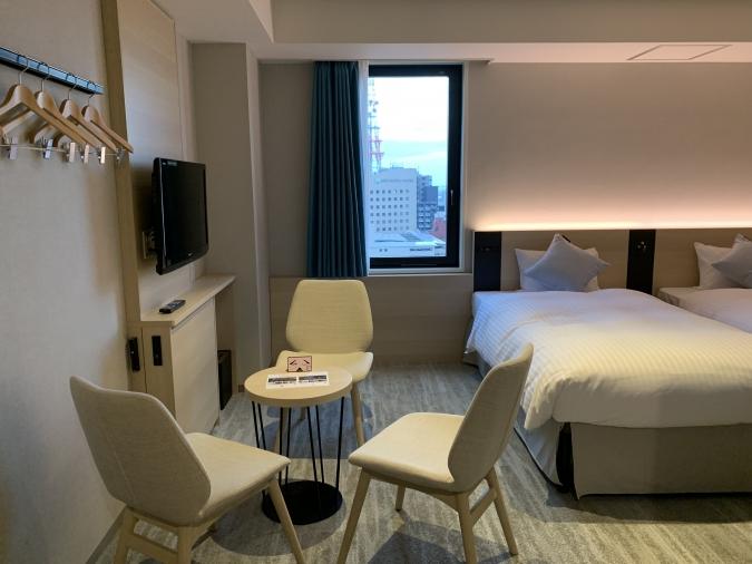 ホテル オリエンタル エクスプレス 福岡天神  客室