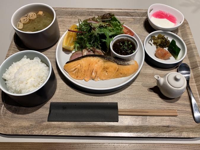 ホテル オリエンタル エクスプレス 福岡中洲川端 和食