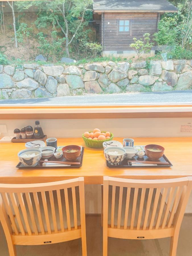 糸島ファームハウスUOVO(ウォーヴォ) 卵かけご飯専用スペース