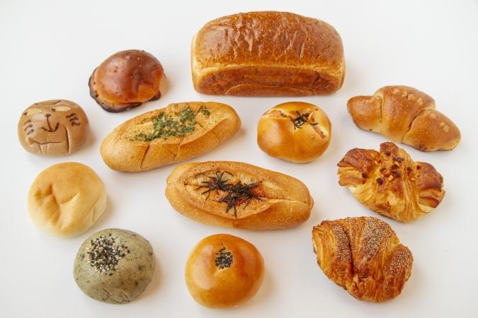 豆米(まめこめ) 米粉パン