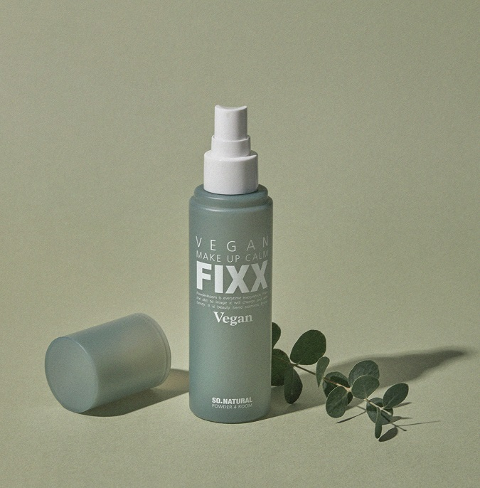 FIXX(フィクサー)『VEGAN MAKE UP CALM FIXX』