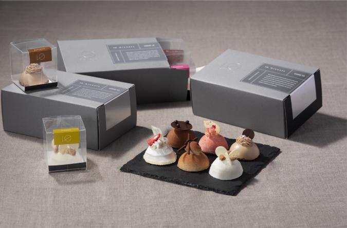 【10 Mineets】The Cake 6種