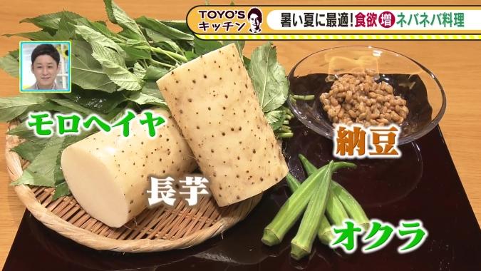 TOYO'Sキッチン ネバネバ料理