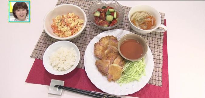 1汁3菜の簡単節約料理 「スープ」にんじんとえのきのコンソメスープ