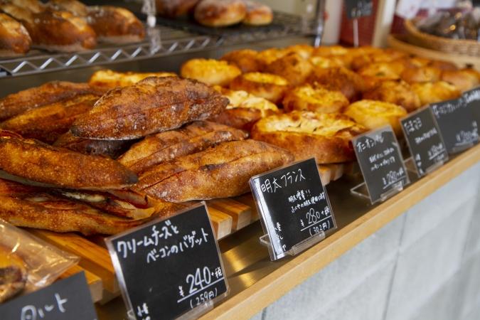 bakery ZOU(ベーカリー・ゾウ) パン