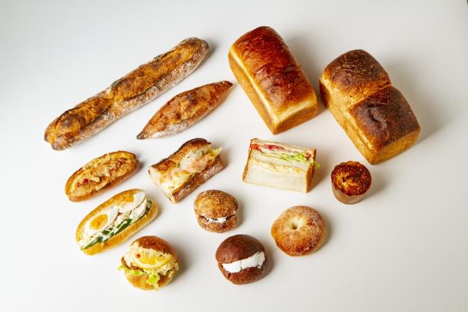 bakery ZOU(ベーカリー・ゾウ) 購入したパン