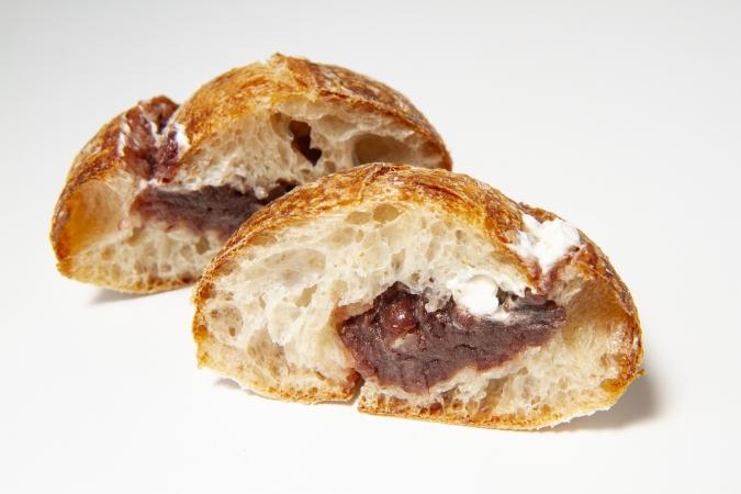 bakery ZOU(ベーカリー・ゾウ) あんラテ