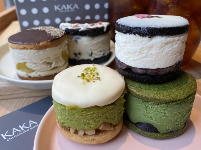 「KAKA桜坂店」チーズバターサンド