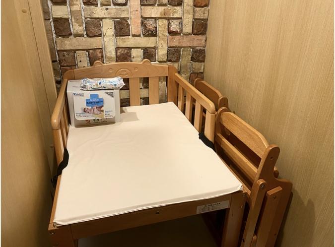 『Oak cafe(オークカフェ)』店内Baby care room