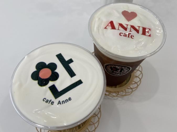 cafe ANNE(カフェアン)プリントラテ