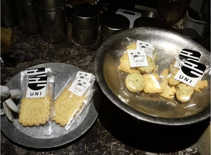 UNI(ゆに)クッキー