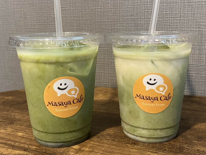 Masaya Cafe(マサヤカフェ) ソイ抹茶