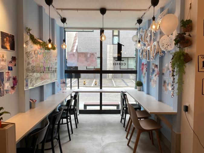 1COFFEE(ワンコーヒー) 店内