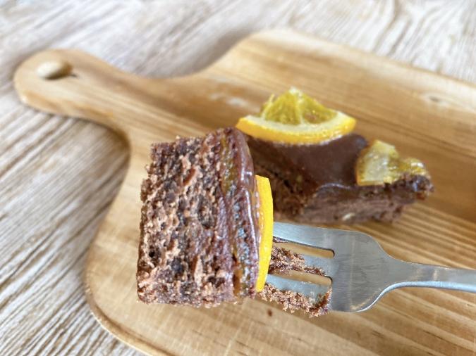 スターバックス「オレンジ&チョコレートバー」の実食レポ