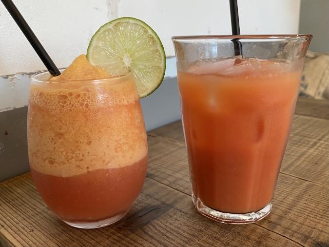 good up coffee(グッドアップコーヒー) ブラッドオレンジジュース
